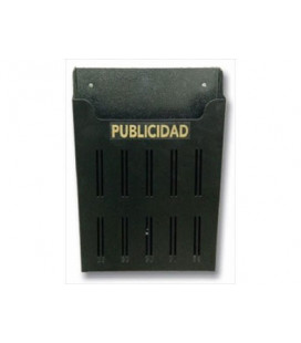 5101-NEGRO CESTA PUBLICIDAD